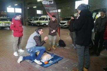 Corso Per Addetto Al Primo Soccorso Svolto Presso Il Centro Di Formazione Ed Addestramento Lavoratori Parallelo45 In Provincia Di Piacenza