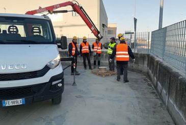 Corso Per La Conduzione Di Gru Su Autocarro Presso Il Centro Di Formazione Ed Addestramento Lavoratori Parallelo45 In Provincia Di Piacenza