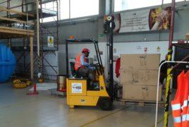 Corso Di Formazione Per Addetti Alla Conduzione Carrelli Elevatori Presso Il Centro Di Formazione Ed Addestramento Lavoratori Parallelo45 In Provincia Di Piacenza
