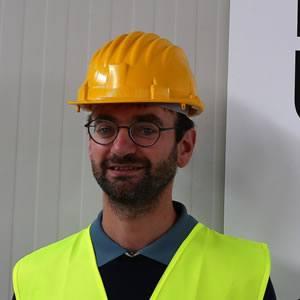 Carlo Magistrali dello staff del Centro di formazione ed addestramento lavoratori Parallelo45 in Provincia di Piacenza