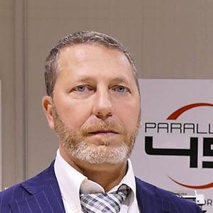 Andrea Orsi dello staff del Centro di formazione ed addestramento lavoratori Parallelo45 in Provincia di Piacenza