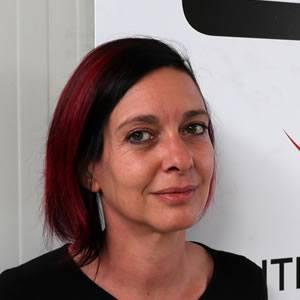 Sara Ricci dello staff del Centro di formazione ed addestramento lavoratori Parallelo45 in Provincia di Piacenza