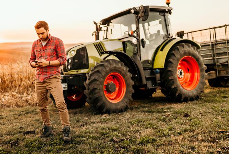 Conduzione Di Trattori Agricoli E Forestali